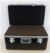 """Platt 261613AH Heavy Duty Polyethylene ATA Case w/ Recessed Hardware, Telescopic Wheels and Handle with Built-In TSA Lock"" (platt_261613AH)"