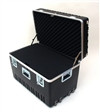"""Platt 301820AH Heavy Duty Polyethylene ATA Case w/ Recessed Hardware, Foam Filled, Telescopic Wheels and Handle with Built-In TSA Lock ID 30"" x 18"" x 20"""" (platt_301820AH)"