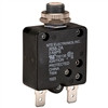THERMAL CIRCUIT BREAKER 2AMP RATING PUSH BUTTON RESET .250 INCH QUICK CONNECT TERMINALS (nte_R58-2A)