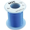 HOOK UP WIRE 300V STRANDED TYPE 18GAUGE BLUE 25 FEET (nte_WH18-06-25)