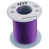 HOOK UP WIRE 300V STRANDED TYPE 18GAUGE VIOLET 25 FEET (nte_WH18-07-25)
