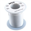 HOOK UP WIRE 300V STRANDED TYPE 18GAUGE WHITE 25 FEET (nte_WH18-09-25)
