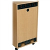 """RAP Series 16 Space RK Rear Access Kit, 16 RU, 19.13 Inch Width x 28 Inch Height, Wood, Maple"" (midatl_RK-RAP16-MP)"
