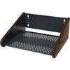 """Wall Mount Shelf, 20.25 Inch Width x 18.5 Inch Depth x 9 Inch Height, Steel, Dark Cherry"" (midatl_WMS-1614DC)"