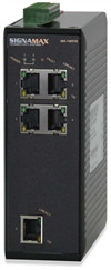 5-Port 10/100T/TX DIN-mt (sign_065-7405TB)