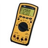 """Test-Pro® Digital Multimeter w/TRMS, Temp, Cap, Hz, Backlight"" (Ideal_61-342)"