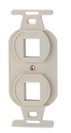 2-Port 106 Type Keystone (sign_106A-2)