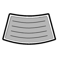 CHRYSLER NEON SALOON 1994 - 1999 REAR SCREEN MOULDING