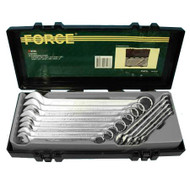 "COMBINATION SPANNER SET 13 PIECE FORCE (1/4"" - 1"")"