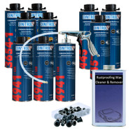 DINITROL LAND ROVER NEW VEHICLE RUSTPROOFING LITRES KIT