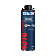 DINITROL 4010 HIGH TEMPERATURE CLEAR WAX 1 LITRE CAN