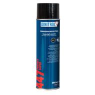 DINITROL 447 BLACK RUBBER STONE CHIP 500ml AEROSOL CAN