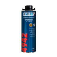 DINITROL 4942 BROWN UNDERBODY WAX 1 LITRE CAN