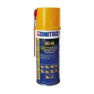 DINITROL MS 40 RUST PROTECTION SPRAY 400ml AEROSOL + 100mm EXTENSION STRAW NOZZLE
