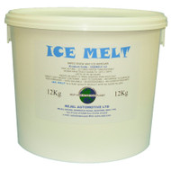 ICE MELT RAPID SNOW & ICE REMOVER 12Kg TUB PURE PRODUCT