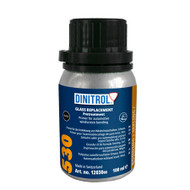 DINITROL 530 WINDSCREEN FITTING BONDING ADHESIVE GLUE 100ml BLACK PRIMER GLASS