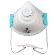 DUST MASK - FFP1 standard moulded disposable face mask giving protection and comfort