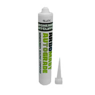 ARBOMAST AUTOGRADE SEALER (black) for WINDSCREEN RUBBER(1 x 380ml tube + 1 nozzle)