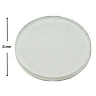 RAIN & LIGHT SENSOR SILICONE PAD FOR AUDI BMW FORD 31mm
