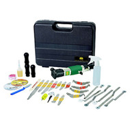 BTB TRADESMAN 13 BLADE KIT IN PLASTIC TOOL CASE