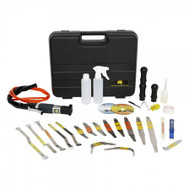 BTB TECHNICIAN 11 BLADE KIT IN PLASTIC TOOL CASE