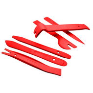 WINDSCREEN FITTING TOOL 6 PIECE HANDY PANEL REMOVER TOOL SET