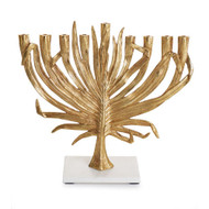Michael Aram Palm Menorah - Gold (174928 )
