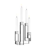 Orrefors Chimney Candleholder 4 Arm