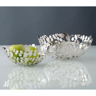 Round Leaf Small Cutout Bowl