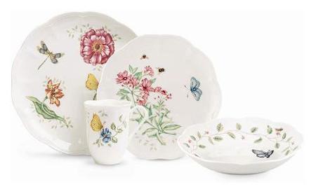 Butterfly Meadow Dinnerware
