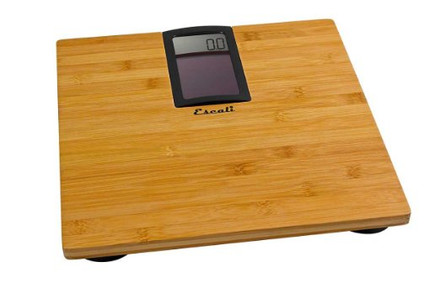 Escali Solar Bath Scale