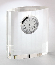 Optic Crystal Clock