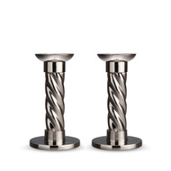 L'Objet Carrousel Candlesticks Set - Small