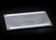 Metalace Royal Jacquard Challah Board