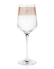 Godinger Eclipse Gold Bordeaux Wine Glass Set