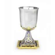 Byzantine Kiddush Cup Set