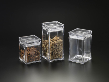 Square Canister