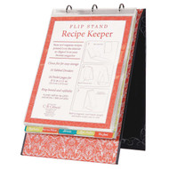 Savory Eats Recipe Keeper Flip Stand