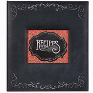Savory Eats Pocket Page Recipe Book