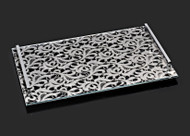 Metalace Giopur Challah Board w/ Handles