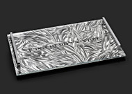 Metalace Chaos Challah Board w/ Handles & Text