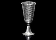 Metalace Lexie Kiddush Cup (Black)
