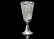Metalace Organic Lace Kiddush Cup