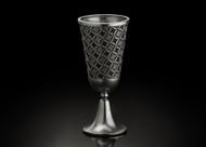 Metalace Scarlett Kiddush Cup (Black)