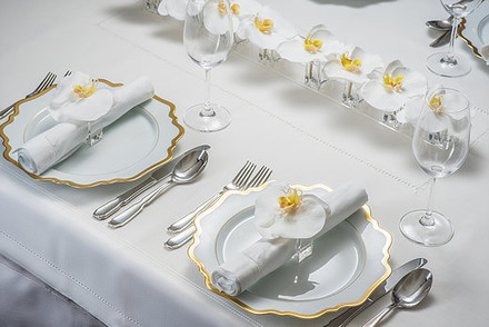Store+Décor Napkin Rings- Elegance WH