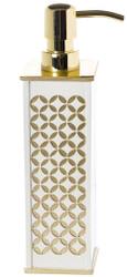 Diamond Lattice Lotion Dispenser