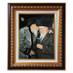 Canvas Painting - Bobov Rebbes