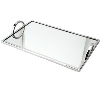 Rectangular Mirror Tray
