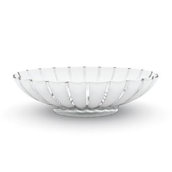 Guzzini Grace Centerpiece/ Fruit Bowl- Transparent