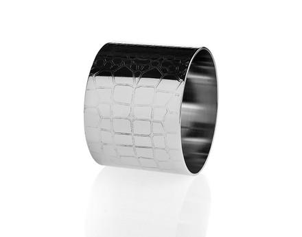Godinger Croco Napkin Rings